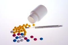 τα χάπια Στοκ φωτογραφία με δικαίωμα ελεύθερης χρήσης