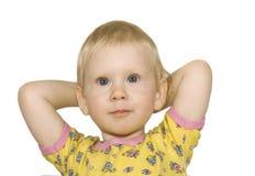 τα χέρια παιδιών τραβούν Στοκ εικόνα με δικαίωμα ελεύθερης χρήσης