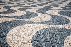 Τα χαρακτηριστικά πορτογαλικά Στοκ Εικόνες