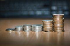 Τα χρήματα είναι σημαντικά στη ζωή στοκ εικόνα