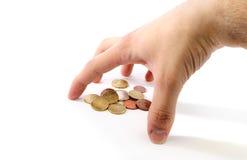 τα χρήματα εξασφαλίζουν το σας Στοκ Εικόνα