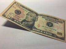 Τα χρήματα μπορούν να είναι όμορφα Στοκ εικόνα με δικαίωμα ελεύθερης χρήσης