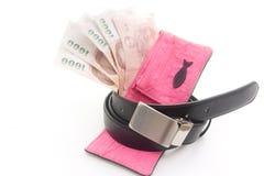 τα χρήματα σώζουν το σύμβο&la Στοκ εικόνες με δικαίωμα ελεύθερης χρήσης