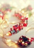 Τα Χριστούγεννα έρχονται Στοκ φωτογραφίες με δικαίωμα ελεύθερης χρήσης
