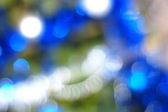 Τα Χριστούγεννα ανάβουν το υπόβαθρο Στοκ φωτογραφίες με δικαίωμα ελεύθερης χρήσης