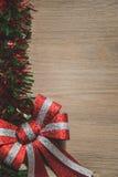 τα Χριστούγεννα ανασκοπήσεων σας σχεδιάζουν Στοκ Εικόνα