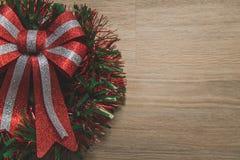 τα Χριστούγεννα ανασκοπήσεων σας σχεδιάζουν Στοκ Φωτογραφία