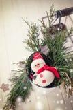 τα Χριστούγεννα ανασκόπησης πλίθας δημιούργησαν τη διακοσμητική εικόνα εικονογράφων Στοκ εικόνες με δικαίωμα ελεύθερης χρήσης