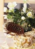 τα Χριστούγεννα αυξήθηκα Στοκ φωτογραφία με δικαίωμα ελεύθερης χρήσης