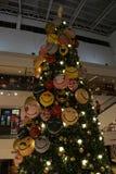 Τα Χριστούγεννα Δέντρο στοκ εικόνα