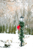 τα Χριστούγεννα διακόσμη&si Στοκ φωτογραφία με δικαίωμα ελεύθερης χρήσης