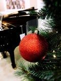 Τα Χριστούγεννα είναι γύρω από τη γωνία Στοκ Φωτογραφίες