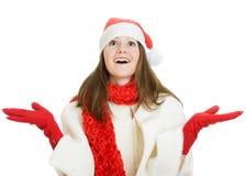 τα Χριστούγεννα ευτυχή &epsilon Στοκ Φωτογραφία