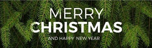 Τα Χριστούγεννα διακοσμούν το κρεμώντας υπόβαθρο Στοκ Εικόνες