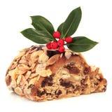 τα Χριστούγεννα κέικ Στοκ φωτογραφία με δικαίωμα ελεύθερης χρήσης