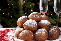 Τα Χριστούγεννα μεταχειρίζονται Στοκ εικόνες με δικαίωμα ελεύθερης χρήσης