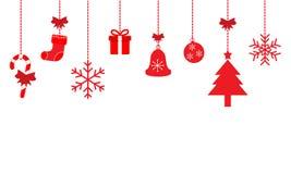 Τα Χριστούγεννα σχεδίου μπορούν να χρησιμοποιηθούν για τη διαφήμιση Στοκ εικόνες με δικαίωμα ελεύθερης χρήσης