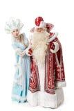 τα Χριστούγεννα χαρακτήρ&omeg Στοκ φωτογραφία με δικαίωμα ελεύθερης χρήσης
