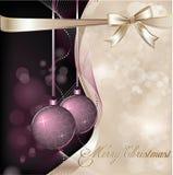 Τα Χριστούγεννα διακοσμούν Στοκ εικόνες με δικαίωμα ελεύθερης χρήσης