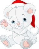 Τα Χριστούγεννα Teddy αντέχουν Στοκ εικόνα με δικαίωμα ελεύθερης χρήσης