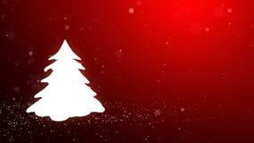 Τα Χριστούγεννα tree_043 απεικόνιση αποθεμάτων