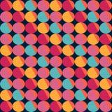 Τα χρωματισμένα πολύγωνα αφαιρούν τη γεωμετρική διανυσματική απεικόνιση υποβάθρου Στοκ Φωτογραφίες