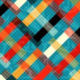 Τα χρωματισμένα πολύγωνα αφαιρούν τη γεωμετρική διανυσματική απεικόνιση υποβάθρου Στοκ Εικόνες