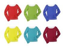 τα χρώματα διαφορετικά απ&om Στοκ εικόνα με δικαίωμα ελεύθερης χρήσης