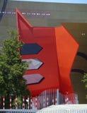 Τα χρώματα του αυστραλιανού μουσείου Στοκ φωτογραφίες με δικαίωμα ελεύθερης χρήσης