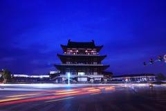 τα χτίζοντας κινέζικα Στοκ εικόνα με δικαίωμα ελεύθερης χρήσης