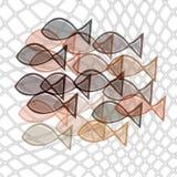 τα ψάρια καθαρά απεικόνιση αποθεμάτων