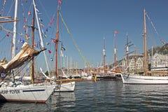 Τα ψηλά σκάφη συναγωνίζονται το 2014 Στοκ φωτογραφία με δικαίωμα ελεύθερης χρήσης