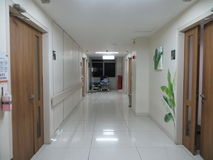 Τα δωμάτια στο νοσοκομείο Pelni, Τζακάρτα Στοκ Εικόνες