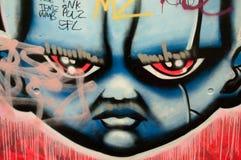Τα alien'eyes Στοκ φωτογραφία με δικαίωμα ελεύθερης χρήσης