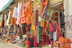 τα bazaar χρώματα Ασιάτης εδιαφοροποίησαν Στοκ εικόνες με δικαίωμα ελεύθερης χρήσης
