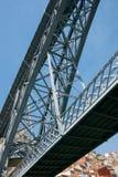 Τα DOM Luise 1 γέφυρα στοκ εικόνες