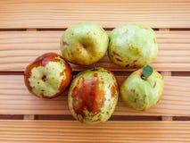 Τα jujube φρούτα στοκ εικόνα