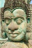 Τα Khmer αγάλματα στο ναό σε Siem συγκεντρώνουν, Καμπότζη Στοκ εικόνες με δικαίωμα ελεύθερης χρήσης