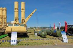 Τα s-300VM Στοκ Εικόνες