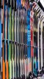 Τα snowboarders Στοκ φωτογραφία με δικαίωμα ελεύθερης χρήσης
