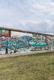 Τείχος του Βερολίνου/γκράφιτι στοών ανατολικών πλευρών Στοκ εικόνες με δικαίωμα ελεύθερης χρήσης