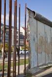 τείχος του Βερολίνου Στοκ φωτογραφίες με δικαίωμα ελεύθερης χρήσης