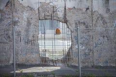 τείχος του Βερολίνου Στοκ φωτογραφία με δικαίωμα ελεύθερης χρήσης