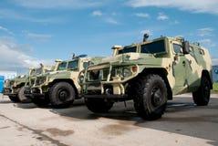 Τεθωρακισμένα οχήματα Στοκ εικόνα με δικαίωμα ελεύθερης χρήσης