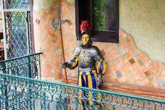 Τεθωρακισμένο του ιππότη Στοκ φωτογραφία με δικαίωμα ελεύθερης χρήσης