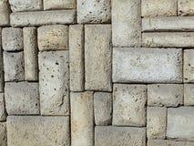 Τεκτονική ασβεστόλιθων Rusticated Στοκ Φωτογραφίες