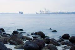 τελευταίο σκάφος Στοκ εικόνες με δικαίωμα ελεύθερης χρήσης