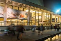 Τελ Αβίβ - πόλη χωρίς σπάσιμο στο Ισραήλ Στοκ Εικόνες