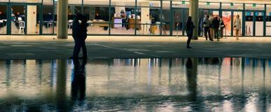 Τελ Αβίβ - πόλη χωρίς σπάσιμο στο Ισραήλ Στοκ εικόνες με δικαίωμα ελεύθερης χρήσης