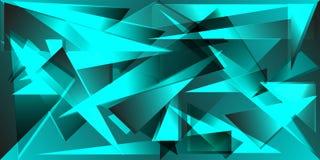 Τεμάχια καθρεφτών των παγόβουνων για το σχέδιο των βόρειων θεμάτων ο διανυσματική απεικόνιση